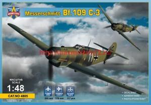 MSVIT4805   Messerschmitt   Bf.109 C3 (thumb41909)