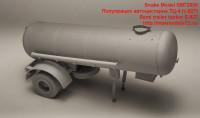SM72008   Полуприцеп автоцистерна ТЦ-4 (с-927)   Semi trailer tanker S-927 (attach2 41583)