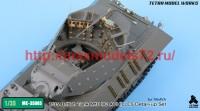 TetraME-35065   1/35 British Tank M10 IIC Achilles Detail-up Set for Tamiya (attach6 42707)