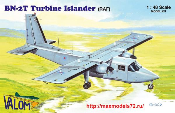 VM48012   Britten-Norman BN-2T Turbine Islander (RAF) (thumb41394)