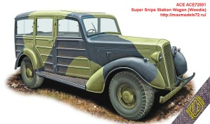 ACE72551   Super Snipe Station Wagon (Woodie) (thumb48196)