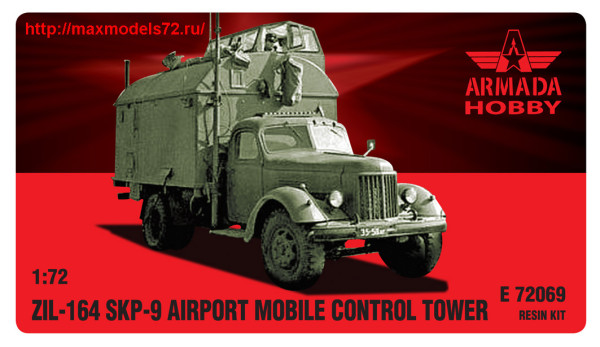 AME72069   ZiL-164 SKP-5 AIRPORT CONTROLL TOWER (thumb41764)