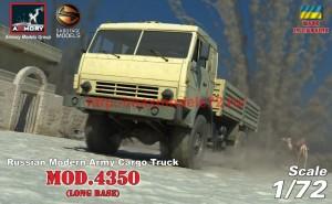 AR72406-R   1/72 Russian Modern 4x4 Military Cargo Truck mod.4350LIMITED EDITION (thumb42305)