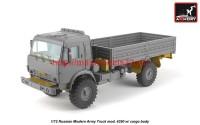 AR72406-R   1/72 Russian Modern 4×4 Military Cargo Truck mod.4350LIMITED EDITION (attach2 42305)