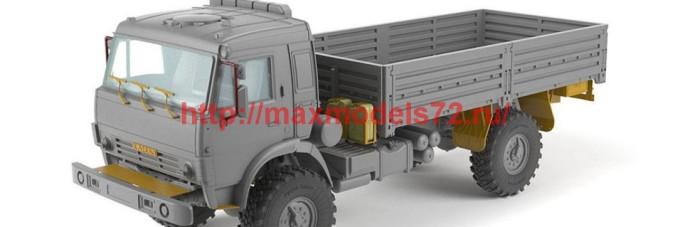 AR72406-R   1/72 Russian Modern 4x4 Military Cargo Truck mod.4350LIMITED EDITION (attach2 42305)