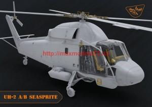 CP72002   UH-2A/B Seasprite (attach7 43639)