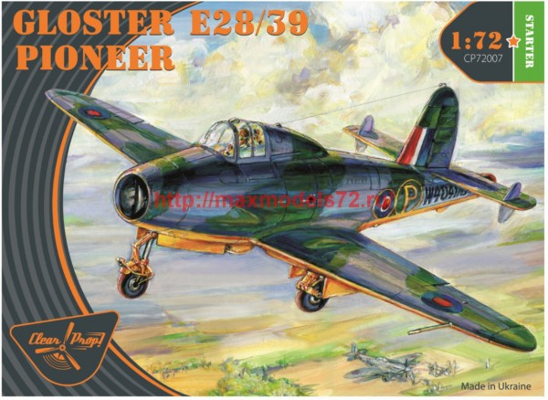 CP72007   Gloster E28/39 Pioneer (thumb43664)