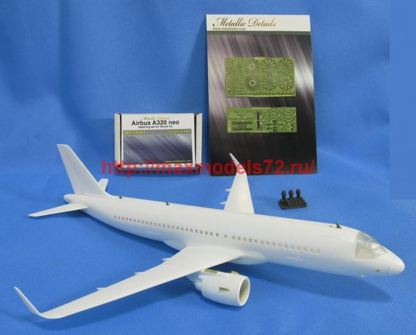 MD14441   Airbus A320neo (Revell) (thumb47988)