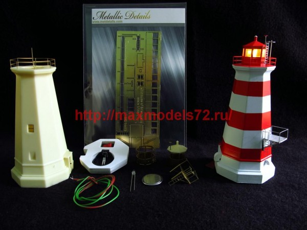 MDR14413   Lighthouse of Brier Island (thumb46602)