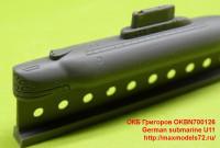 OKBN700126   German submarine U11 (attach2 41846)
