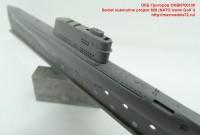 OKBN700130   Soviet submarine project 629 (NATO name Golf I) (attach6 43362)