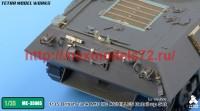 TetraME-35065   1/35 British Tank M10 IIC Achilles Detail-up Set for Tamiya (attach5 42707)