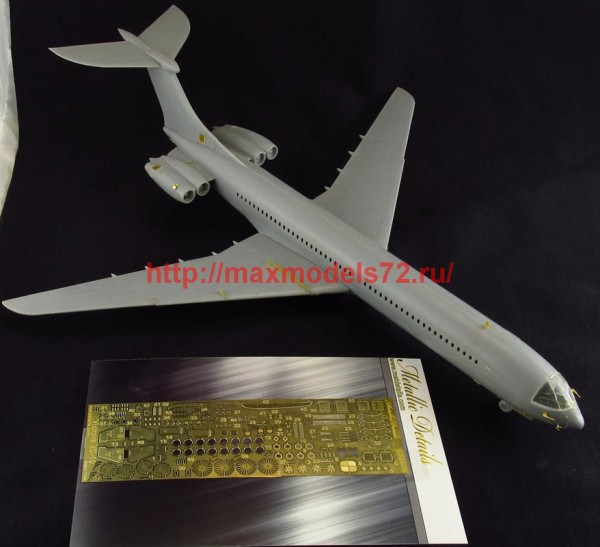 MD14412   Vickers VC10 (Roden) (thumb46317)
