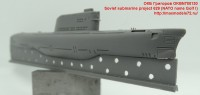 OKBN700130   Soviet submarine project 629 (NATO name Golf I) (attach5 43362)