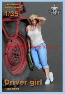 BM3585   Driver girl (thumb45663)