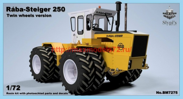 BM7275   Raba-Steiger 250 heavy tractor twin wheels v. (thumb45645)