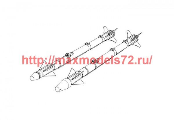 BRL32039   AIM-9X Sidewinder (2pcs) (thumb42548)