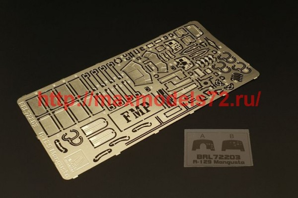 BRL72203   A-129 Mangusta (Italeri kit) (thumb42508)