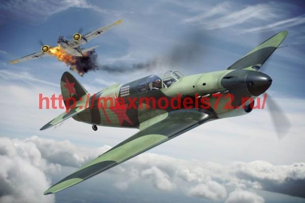BRP72041   Yak-1 Aces (thumb42488)