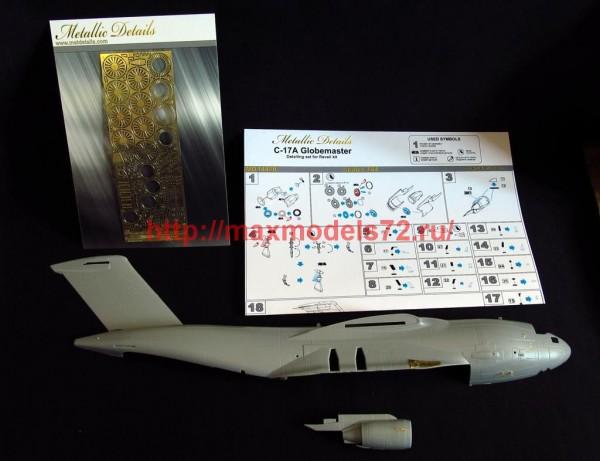 MD14410   C-17A Globemaster (Revell) (thumb46299)