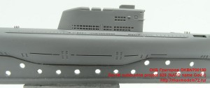 OKBN700130   Soviet submarine project 629 (NATO name Golf I) (attach4 43362)