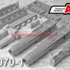 АМС 48070-1   КАБ-1500Кр Корректируемая авиационная бомба калибра 1500 кг (в комплекте две бомбы). (thumb42330)