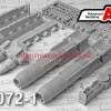АМС 48072-1   КАБ-1500ЛГ Корректируемая авиационная бомба калибра 1500 кг (в комплекте две бомбы). (thumb42334)