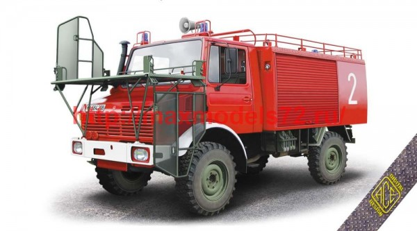ACE72452   Unimog U 1300L Feuerl?sch Kfz TLF 1000 (thumb50641)