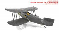 AR48002   1/48 Fairey «Flycatcher» late, w/ Jaguar-IV engine (attach3 43349)