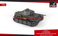 AR72210   1/72 VK 36.01(H) German WWII Experimental Heavy Tank (attach6 47801)