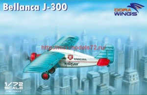 "DW72012   Bellanca J-300 (""Liberty""+""Warsaw"") (thumb43386)"