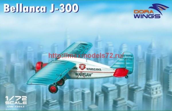 DW72012   Bellanca J-300 («Liberty»+»Warsaw») (thumb43386)