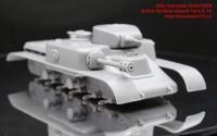OKBV72078   British Nuffield Assault Tank A.T.9 (attach8 48320)