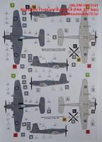 VM72141   Blackburn Firebrand B.46 Mk.5 (FAA, 827 Sqn) (attach7 48240)