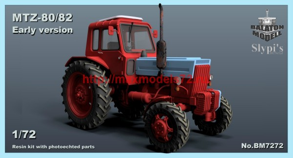 BM7272   MTZ-80/82 early version (small cabin) (thumb45619)