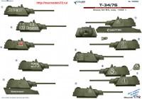 CD72085   Т-34/76 Завод 183 мод. 1942г. (Zvezda 5001) (attach1 42779)