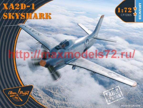 CP72005   XA2D-1 Skyshark (thumb52156)