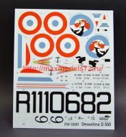 DW32001   Dewoitine D.500 (Cartograf decal) (attach2 43450)