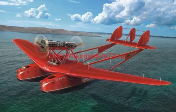 """DW72015   Savoia-Marchetti S.55 """"Record flights"""" (thumb43398)"""