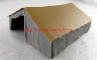 MDR7214   German staff tent type 2 (attach4 45995)