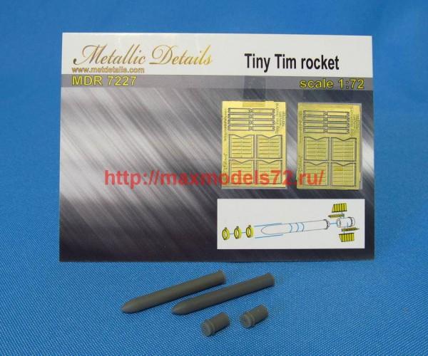 MDR7227   Tiny Tim Rocket (thumb46084)