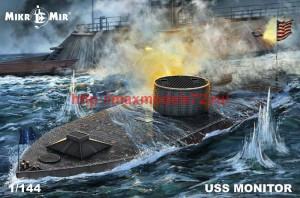 MMir144-028   USS Monitor (thumb47466)