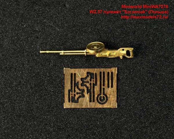 "MiniWA7276   WZ.37 пулемёт ""Szczeniak"" (Польша) (thumb43566)"