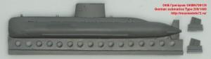 OKBN700129   German submarine Type 209/1400 (attach1 42608)