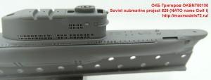 OKBN700130   Soviet submarine project 629 (NATO name Golf I) (attach2 43362)