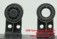 OKBS72463   Wheels for M-ATV (attach1 42662)