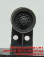 OKBS72464   Wheels for HEMTT, Mochelin XLZ (attach1 42665)