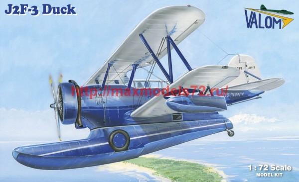 VM72133   Grumman J2F-3 Duck (2x camo) (thumb47417)