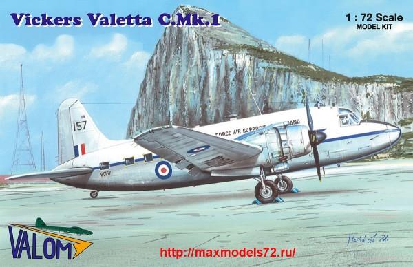 VM72142   Vickers Valetta C.Mk.I (thumb48249)