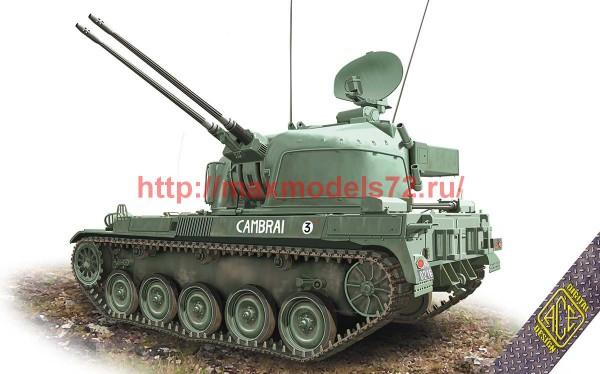 ACE72447   AMX-13 DCA twin 30mm AA (thumb52251)